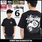 ステューシー STUSSY Tシャツ メンズ Dont Scratch 1904147
