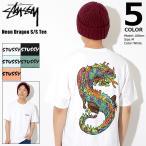 ステューシー STUSSY Tシャツ メンズ Neon Dragon 1904189