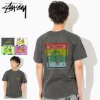 ステューシー STUSSY Tシャツ メンズ Keep Cool Babylon Pigment Dyed 1904200 USAモデル 正規 (ピグメント)
