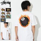 ステューシー STUSSY Tシャツ メンズ Fireball 1904225