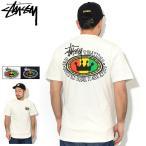 ステューシー Tシャツ 半袖 STUSSY メンズ Rasta Oval Pigment Dyed ( stussy tシャツ tee ピグメント カットソー 1904523 USAモデル 正規 )