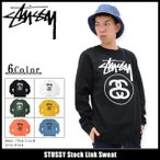 STUSSY Stock Link Sweat