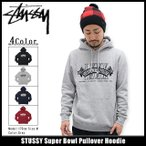 ステューシー STUSSY プルオーバー パーカー メンズ Super Bowl(stussy Pullover Hoodie トップス 男性用 1923705)