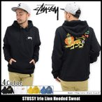 STUSSY Irie Lion Hooded Sweat
