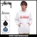 ステューシー STUSSY プルオーバー パーカー メンズ Faded(stussy hooded sweat トップス 男性用 1923956)