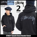 ステューシー STUSSY プルオーバー パーカー メンズ Smooth Stock(stussy hooded sweat トップス 男性用 1924180)