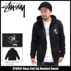 ステューシー STUSSY パーカー ジップアップ メンズ Rose(stussy full zip hooded sweat トップス 男性用 1973999)