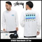 ステューシー STUSSY Tシャツ 長袖 メンズ Boardwalk(stussy tee カットソー トップス ロンt 男性用 1993937)