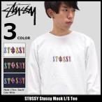 ステューシー STUSSY Tシャツ 長袖 メンズ Stussy Mask(stussy tee カットソー トップス ロンt 男性用 1994044)