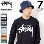 【28%OFF】STUSSY Old Stock L/S Tee