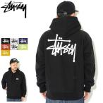 ���ƥ塼���� �ץ륪���С� �ѡ����� STUSSY ��� Basic Stussy(stussy hooded sweat �١����å� ������ 1924257 1924181 USA��ǥ� ����)