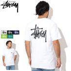 ステューシー STUSSY Tシャツ メンズ Basic Stussy 1903891 1903838