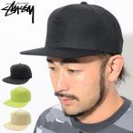 ショッピングSTUSSY ステューシー STUSSY キャップ 帽子 Stock Lock HO17 Snapback Cap(スナップバック メンズ・男性用 131762 131746)
