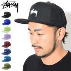 ステューシー STUSSY キャップ 帽子 Stock HO16 Snapback Cap(スナップバック メンズ・男性用 131650 131610)