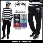 ステューシー STUSSY パンツ メンズ WT Sweat(stussy pant World Tour ワールドツアー スウェットパンツ ボトムス メンズ・男性用 195021)