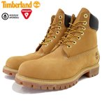 【33%OFF】Timberland 6inch Premium Boot Wheat