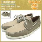 ティンバーランド Timberland アースキーパーズ ヘリテイジ ボート 2アイ グレー トリトーン(timberland 6362R)