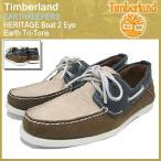 ティンバーランド Timberland アースキーパーズ ヘリテイジ ボート 2アイ アース トリトーン(timberland 6502R)