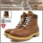 ティンバーランド Timberland ブーツ メンズ アイコン 6インチ プレミアム サンダウン ガレラ フルグレイン(A17LP ICON 6inch Boot Sundown)