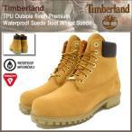 ティンバーランド Timberland ブーツ メンズ TPU アウトソール 6インチ プレミアム ウォータープルーフ スエード ウィート(A1H6M 6inch Boot)