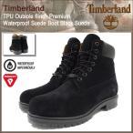 ティンバーランド Timberland ブーツ メンズ TPU アウトソール 6インチ プレミアム ウォータープルーフ スエード ブラック(A1H6X 6inch Boot)