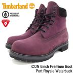 ショッピングティンバーランド ティンバーランド Timberland ブーツ メンズ 男性用 アイコン 6インチ プレミアム Port Royale Waterbuck(A1M1O ICON 6inch Premium Boot)