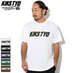 キックス ティー・ワイ・オー KIKS TYO Tシャツ 半袖 メンズ キックス ロゴ(Kiks Logo S/S Tee カットソー トップス KT1703T-03)