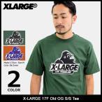 エクストララージ X-LARGE Tシャツ 半袖 メンズ 17F オールド OG(x-large 17F Old OG S/S Tee カットソー トップス M17C1127)