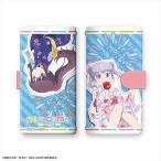 TVアニメ「NEW GAME!」 ブックスタイルスマホケース デザイン02(涼風青葉&滝本ひふみ/浴衣ver.)