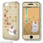 デザジャケット 夏目友人帳 iPhone 6/6sケース&保護シート デザイン03(紅葉)