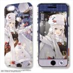 デザジャケット アズールレーン iPhone 7 8ケース 保護シート Ver.4 デザイン01 エンタープライズ