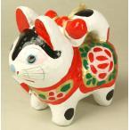 お宮参り小物 犬張り子(大きいサイズ)単品販売、奉納扇子、麻ひも付 儀式用和雑貨