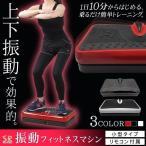 振動マシン シェイカー式 レベル99段階 小型 コンパクト フィットネス エクササイズ 家トレ 腹筋 太もも ウエスト 二の腕 ダイエット SR-FT012