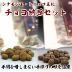 チョコ納豆セット グリーンパール納豆本舗 お中元 代引不可