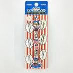 【くいだおれ太郎 木製クリップマグネット】大阪 お土産 人気 かわいい 雑貨 おみやげ みやげ 期間限定