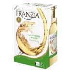 ショッピング白 白ワイン フランジア ボックスワイン 3000ml  赤・白合わせても8個で1個口で発送 3リットル 3l