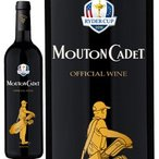 ムートン・カデ スペシャルキュヴェ ルージュ セレクション・ライダーカップ 2016年ライダーカップ記念ボトル ボルドー赤ワイン