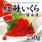 紅鮭いくら醤油漬け250g 《ref-sr3》[[紅鮭イクラ250g]
