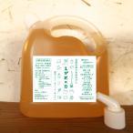 無添加洗剤 松の力 3リットル (取っ手付きボトル)