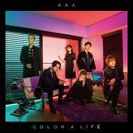 (������ŵ)AAA - COLOR A LIFE (�������������) (CD��Blu-ray)(�ݥ��ȥ�����)