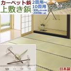 カーペット鋲 い草上敷き鋲 100g(約150個) 34×13mm 送料無料
