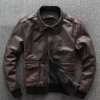 バイクジャケット メンズ 本革 レザージャケット 春 秋 冬 3シーズン ライダースジャケット ライダースジャケット バイクウェア 革ジャン