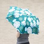 マリメッコ ピエニ ピオニ 折り畳み傘 グリーン/グリーン/ブルー marimekko PIENI PIONI