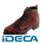 ショッピングGW GW60048 安全靴 耐熱作業用編上靴 3522茶床耐熱 26.0cm