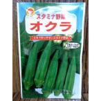 スタミナ野菜 オクラ(種:アタリヤ)