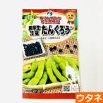 黒早生枝豆たんくろう(えだまめ)(種:ウタネ)