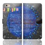 iPhone6S Plus iPhone6 Plus 手帳型 ケース カバー POISON HEART 11 11 アート いきものたち 油彩 水彩 物語 ポイズン ハート