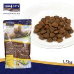 猫 キャットフード FISH4CATS フィッシュ4キャット サバ 1.5kg キャットフード