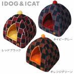 Yahoo!iDog犬 ベッド iDog テントベッド  チェック  Mサイズ アイドッグ コマメ誕生日セール★ 10%OFF