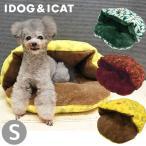 犬 ベッド iDog かくれんぼクッション リーフ Sサイズ アイドッグ ラッピング不可 大感謝祭セール 30%OFF クーポン利用で200円OFF